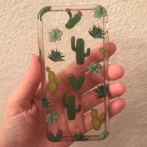 Velvet Caviar Cactus iPhone 7 Case